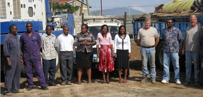 Drilling-for-Life-Kenya-Team