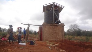 Drilling-for-Life-Solar-Pump-at-Yulambu