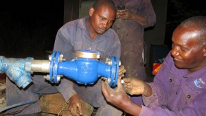 Drilling-for-life-pump-installation