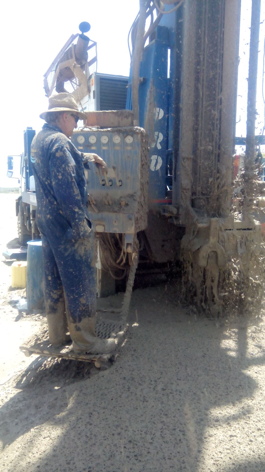 Drilling For Life | Charity Projects
